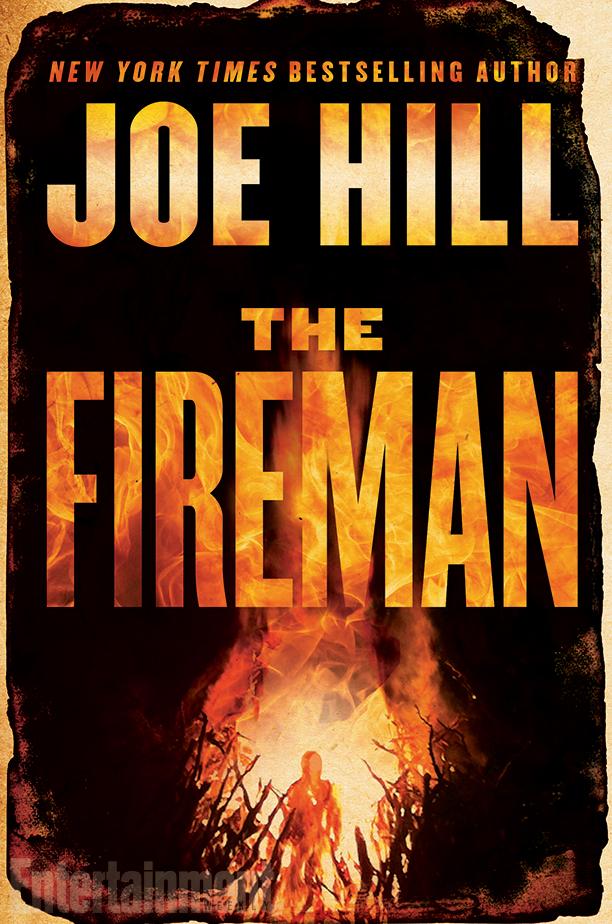 Обложка романа «Пожарный»